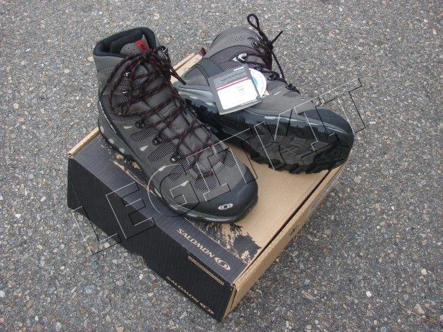 New salomon quest 4d gtx boots mid size 10 mens hiking tactical black