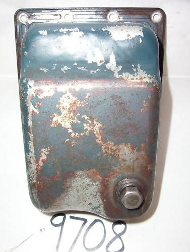 Kubota D600 3 cyl Diesel Engine OIL PAN